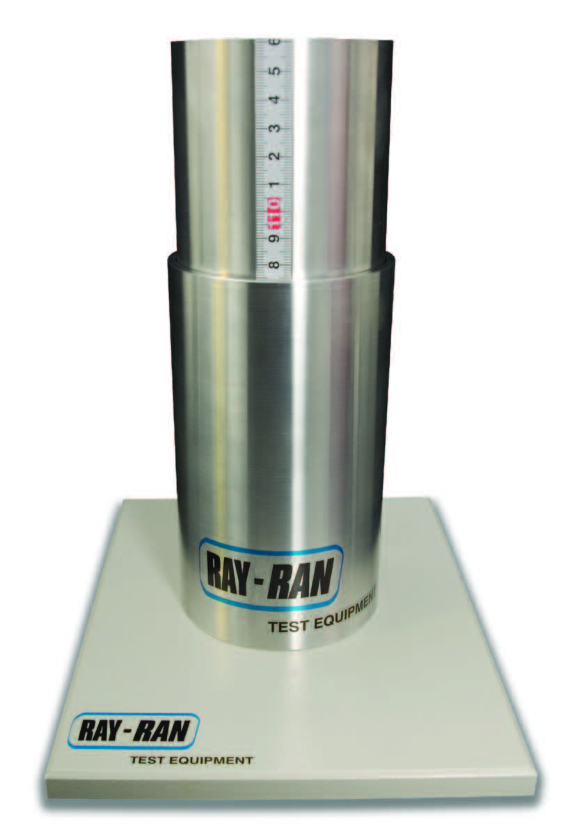 21 27 Bulk Density Apparatus For Testing Plastic Testing